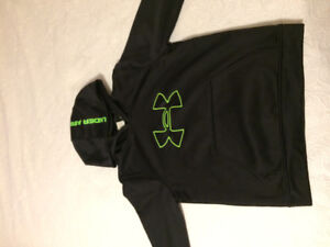 Under Armour Hoodie Boys Youth Lg