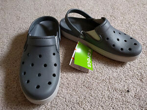 Crocs Citilane Clog Mens Size 10 - New With Tags