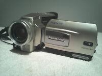 Panasonic PV-DV53D MINIDV PalmCorder