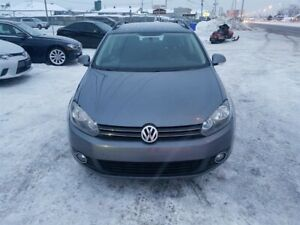 Volkswagen Golf Wagon Diesel TDI + Bluetooth + CRUISE *54$ / SEM