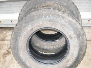 "31/10.50/15""  tire for Spare Tire"