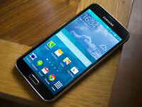 Samsung Galaxy S5 and contract