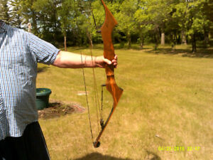 Vintage Compound Bow