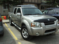 2004 Nissan Frontier S/C-Supercharged Pickup Truck
