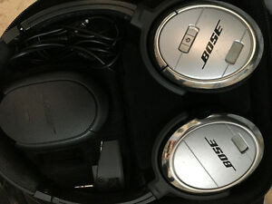 Bose Quiet Comfort 3 Noise  Cancelling Headphones
