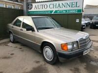 1989 Mercedes-Benz 190 2.0 E 4dr