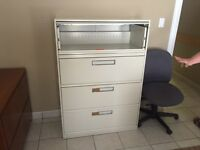 Filing cabinet multiple available