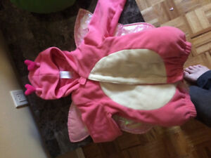 Girls Halloween outfit size 2-3 years