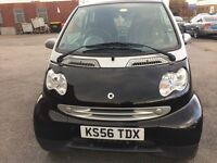 SMART FORTWO PASSION 3 DOOR HATCHBACK 2006 LOW MILES NEW MOT