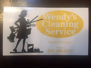 Wendys Cleaning Service London Ontario image 1