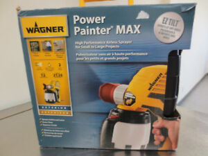 Wagner Power Painter MAX