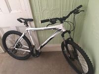 Top of the range diamond back mountain bike