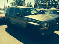 2007 Jeep Liberty  TODAY 2 PAY STUBS AND $29 DRIVES HM APPLY