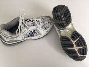 New Balance cross trainers style 1011 worn five times!!