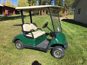 Golf cart REDUCED