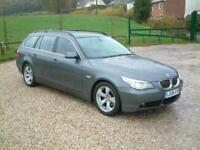2006 BMW 5 Series 525d SE 5dr AUTO ESTATE FULL HISTORY BIG SPEC ESTATE Diesel Au