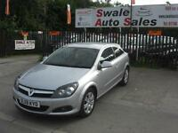 2009 VAUXHALL ASTRA DESIGN 1.6L ONLY 59,069 MILES, FULL SERVICE HISTORY