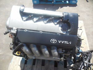 Toyota Celica 2ZZ VVTL-i Engine With 6 Speed