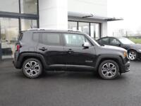 2015 Jeep Renegade 1.6 MultiJet II Limited (s/s) 5dr