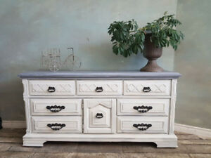 White Dresser (Top is now white)