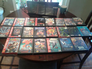 Sega Genesis Collection - tons of rare and unique titles