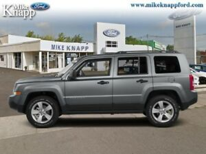 2014 Jeep Patriot North  - Bluetooth -  SiriusXM