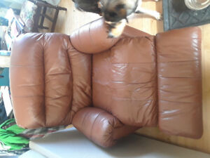Fauteuil cuire