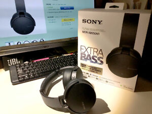 Sony Over-Ear Noise Cancelling Wireless Headphones