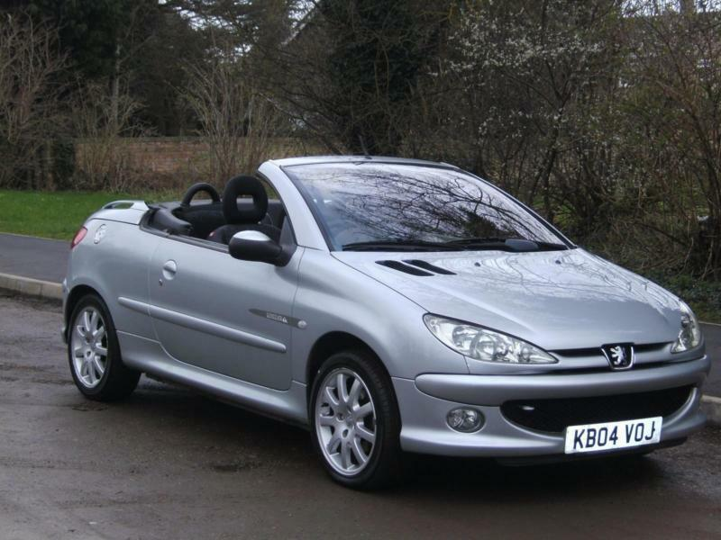 peugeot 206 1 6 16v quiksilver coupe cabriolet quicksilver in st ives cambridgeshire gumtree. Black Bedroom Furniture Sets. Home Design Ideas