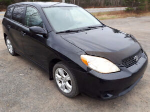 2005 Toyota Matrix XR MANUEL 4 FRIENS NEUF A1  418 5617222