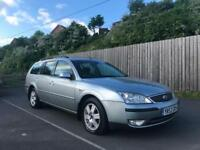Ford Mondeo 2.0TDCi 115 2003MY Ghia Estate