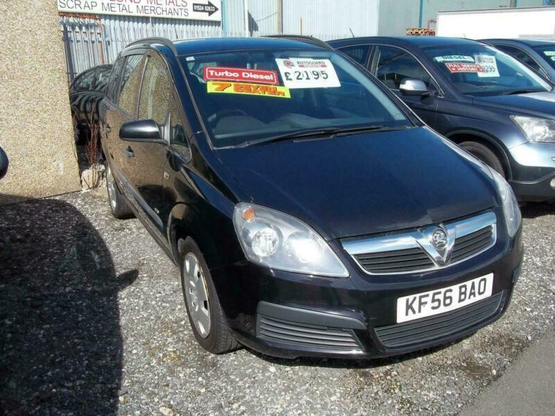 Vauxhall/Opel Zafira 1.9CDTi ( 120ps ) Life 7 Seater, MPV Diesel