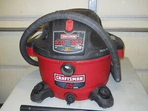 Large Shop Vac 45 Litres by Craftsman