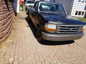 1995 Ford f150 for parts or repair