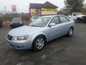 Great Car, 2007 Hyundai Sonata Sedan, NEW MVI,, Cheap price $$$