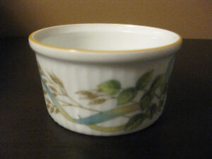 Royal Worcester England, Hedgerow, Ramekin, Set of 8