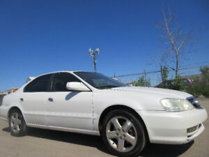 2002 ACURA TL TYPE-S SPORT PKG-HEATED LEATHER-SUNROOF-