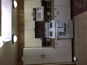 Kitchen cabinets for sale.