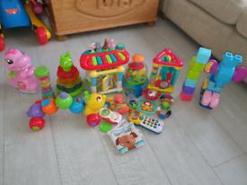 Bulk of toys