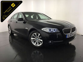 2012 62 BMW 520D SE AUTO DIESEL 1 OWNER SERVICE HISTORY FINANCE PX