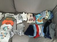 0-3 Month Baby Boy Clothing
