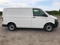 Volkswagen Transporter 2.0 Tdi 84Ps Startline Van SWB DIESEL MANUAL WHITE (2015)