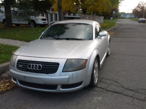 CHEAP AUDI TT FOR SALE.