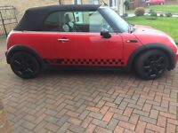 MINI. One. 2004 will SWAP OR SELL open to decent offers Audi golfs. Honda Civic s bmw