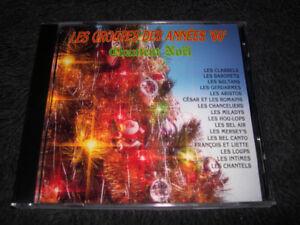 Les Groupes des années '60 chantent Noël - CD