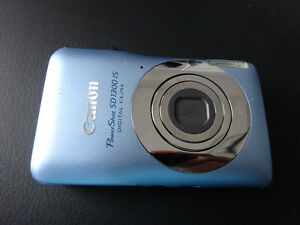 Canon Power Shot SD1300 IS