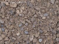 20 mm ballast (sand and gravel ) mix