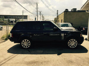 2010 Range Rover Full Size Supercharged