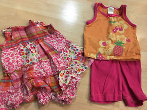 3month summer outfits