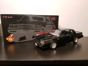 GMP Buick Grand National Drag Version 1/18 diecast model
